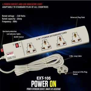UBON Extension Powerhub ET-105