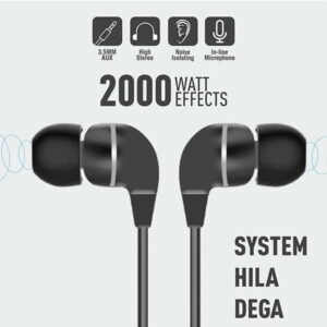 UBON UB-31U in Ear Headphone