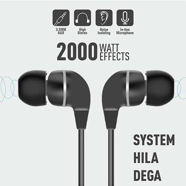 UBON UB-31U in Ear Headphone