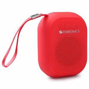 Zebronics ZEB-SAGA 3 W Bluetooth Speaker
