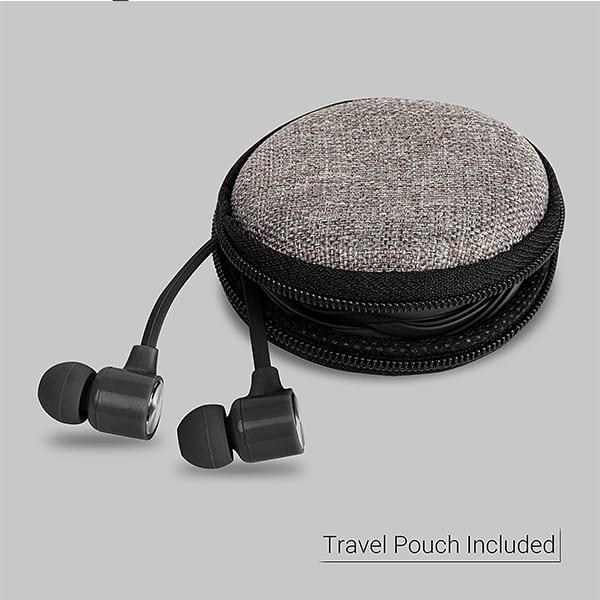 Zebronics Zeb-Protect Wired Earphone with Call Function