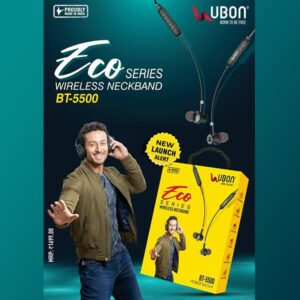 Ubon BT-5500 Bluetooth Wireless Neckband