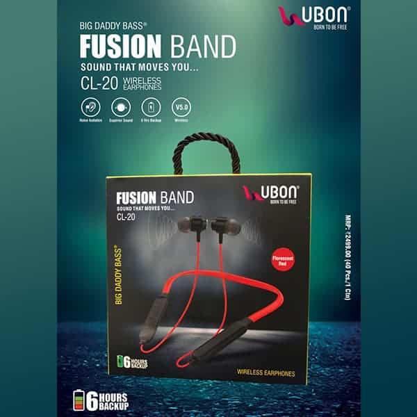 Ubon CL-20 Fusion Band