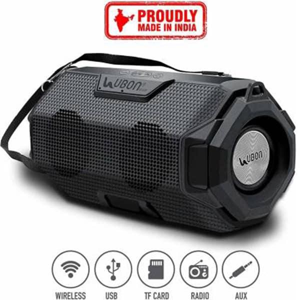 Ubon SP-46 Bomb Beats Bluetooth Speaker