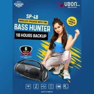 Ubon SP-48 Base Hunter Wireless 5