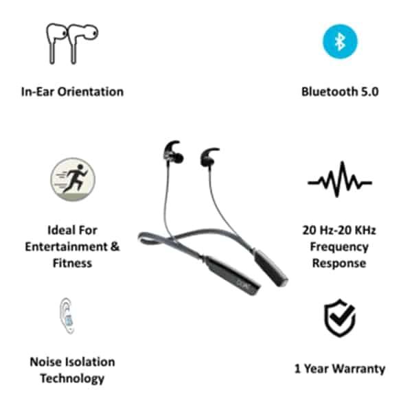 boAt Rockerz 238 Bluetooth Headset