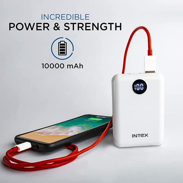 INTEX 10000mAH Li-Polymer Power Bank