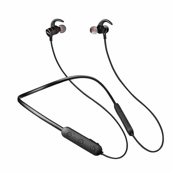 Intex BT MUSIQUE PRO Wireless Bluetooth Neckband Earphones Bluetooth Headset