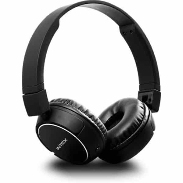 Intex Roar 201 Wireless Headphone Bluetooth Headset