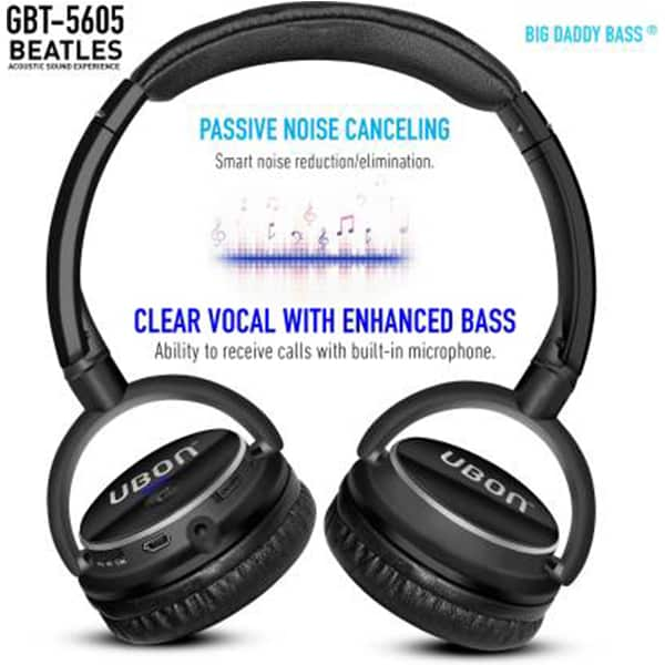 Ubon GBT-5605 Bluetooth Headset