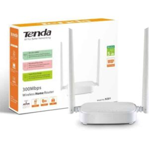 Tenda N301 Wireless N 300 Mbps Router