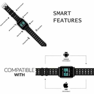 UBON SW-11 Touch Screen Smartwatch