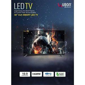 Ubon 50 Inches Display SMART LED TV