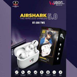 Ubon BT-300 Airshack 5.0 TWS Wireless Earbuds