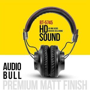 Ubon BT-5745 Wireless Headphone with 10 Hour Battery Life Bluetooth Headset