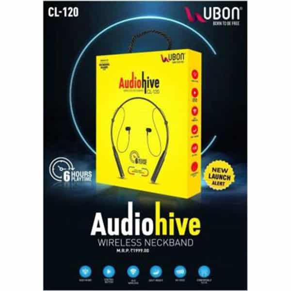 Ubon CL-120 Bluetooth Headset