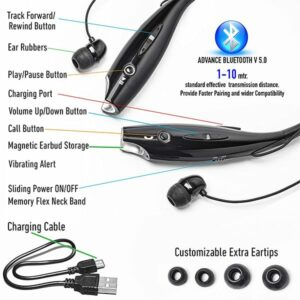 Ubon GBT-5710 Bluetooth Headset