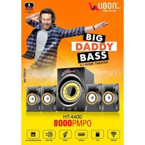 Ubon HT 4400 8000 PMPO 4.1 Home Theatre