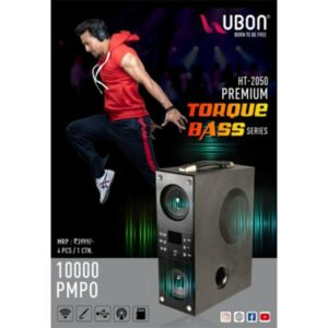 Ubon HT2050 10000 PMPO Bluetooth Home Theatre Speaker