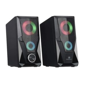 Zebronics Zeb-Warrior 2.0 Multimedia Speaker with Aux Connectivity