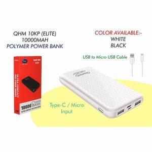 Quantum QHM 10KP 10000 mAh Polymer Power Bank