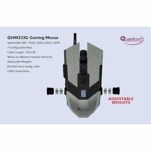 Quantum QHM233G Gaming Mouse