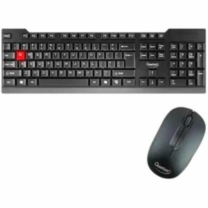 Quantum QHM 7100 Keyboard & Mouse Wired Combo Set