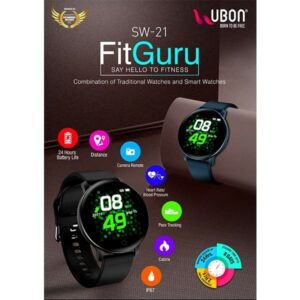 UBON SW-21 FitGuru Smart Watch
