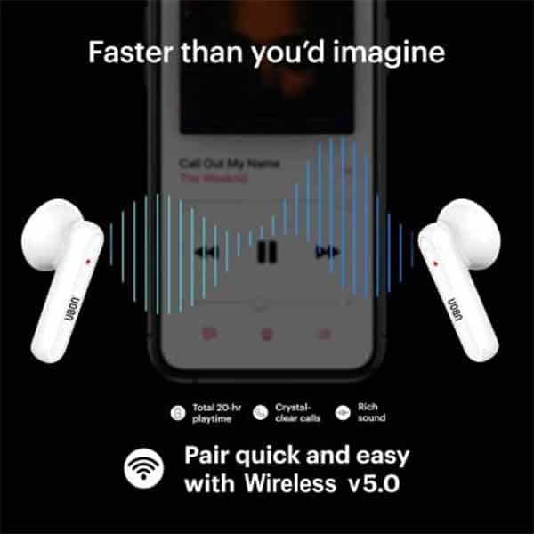 Ubon BT-245 EAR ACTIVE Wireless Earbuds