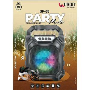 Ubon SP-65 PARTY MASTER Wireless Speaker