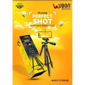 Ubon TR-3120A Perfect Shot Tripod