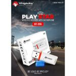 Vingajoy BT-205 PLAY STAR Wireless Receiver with Microphone