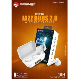 Vingajoy BT-210 JAZZ BUDS 2.0 Wireless Earbuds