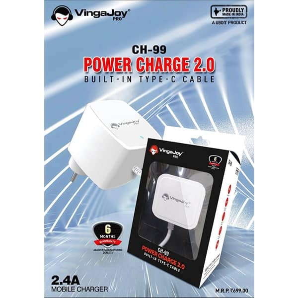 Vingajoy CH-99 POWER CHARGER TYPE-C