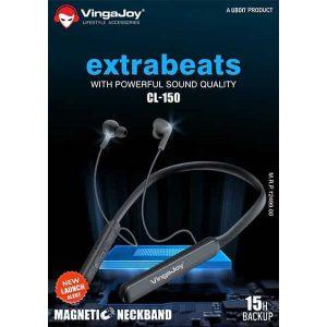 Vingajoy ExtraBeats CL-150 Magnetic Bluetooth Neckband