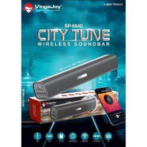 Vingajoy SP-6840 CITY TUNE Wireless Soundbar