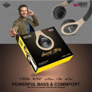 UBON Sound King GHP-335 On-Ear Wired Headphone