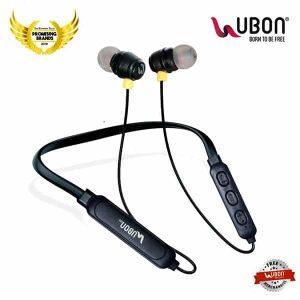 Ubon CL-125 Bluetooth Neckband Wireless With Mic