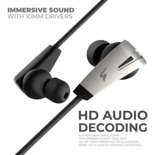 Ubon CL-66 Sound King 70 Hrs Backup Neckband
