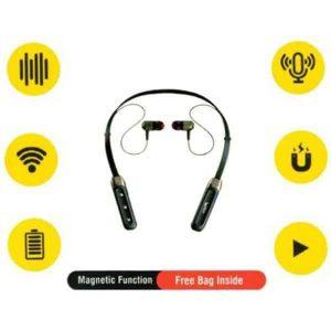 Ubon CL-95 Boom Bass Bluetooth Wireless Neckband