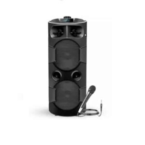 Ubon SP-610 Party Box Wireless Speaker with Mobile Stand