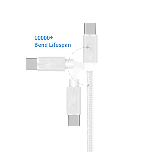 Quantum S4 Ultra High Speed Type C To USB Cable