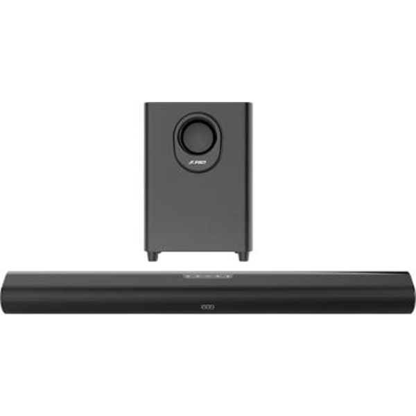 F&D HT-330 2.1 Bluetooth Soundbar with Wired Subwoofer