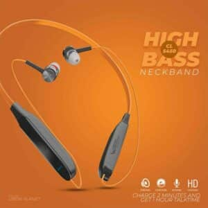 Ubon CL-5450 High Bass Neckband With Quick Charge