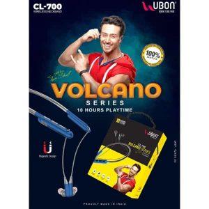 Ubon CL-700 Volcano Series Wireless Neckband