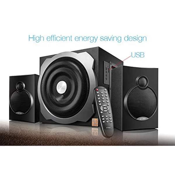 F&D A521X 52 W Bluetooth Home Theatre