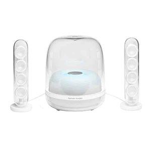 Harman Kardon SoundSticks 4 2.1 Channel Bluetooth Speaker