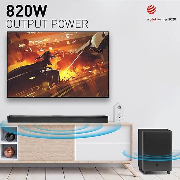 JBL BAR 9.1 True Wireless Surround with Dolby Atmos