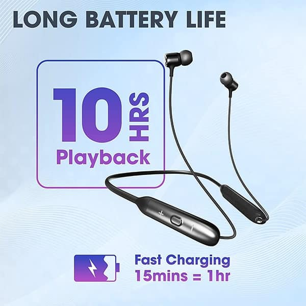 JBL Live 220BT in-Ear Wireless Neckband Headphones