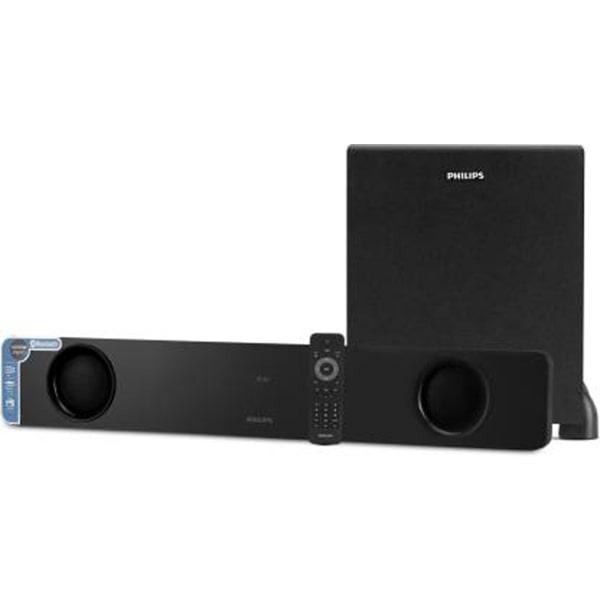 Philips HTL1041/94 40W Bluetooth Soundbar with Subwoofer